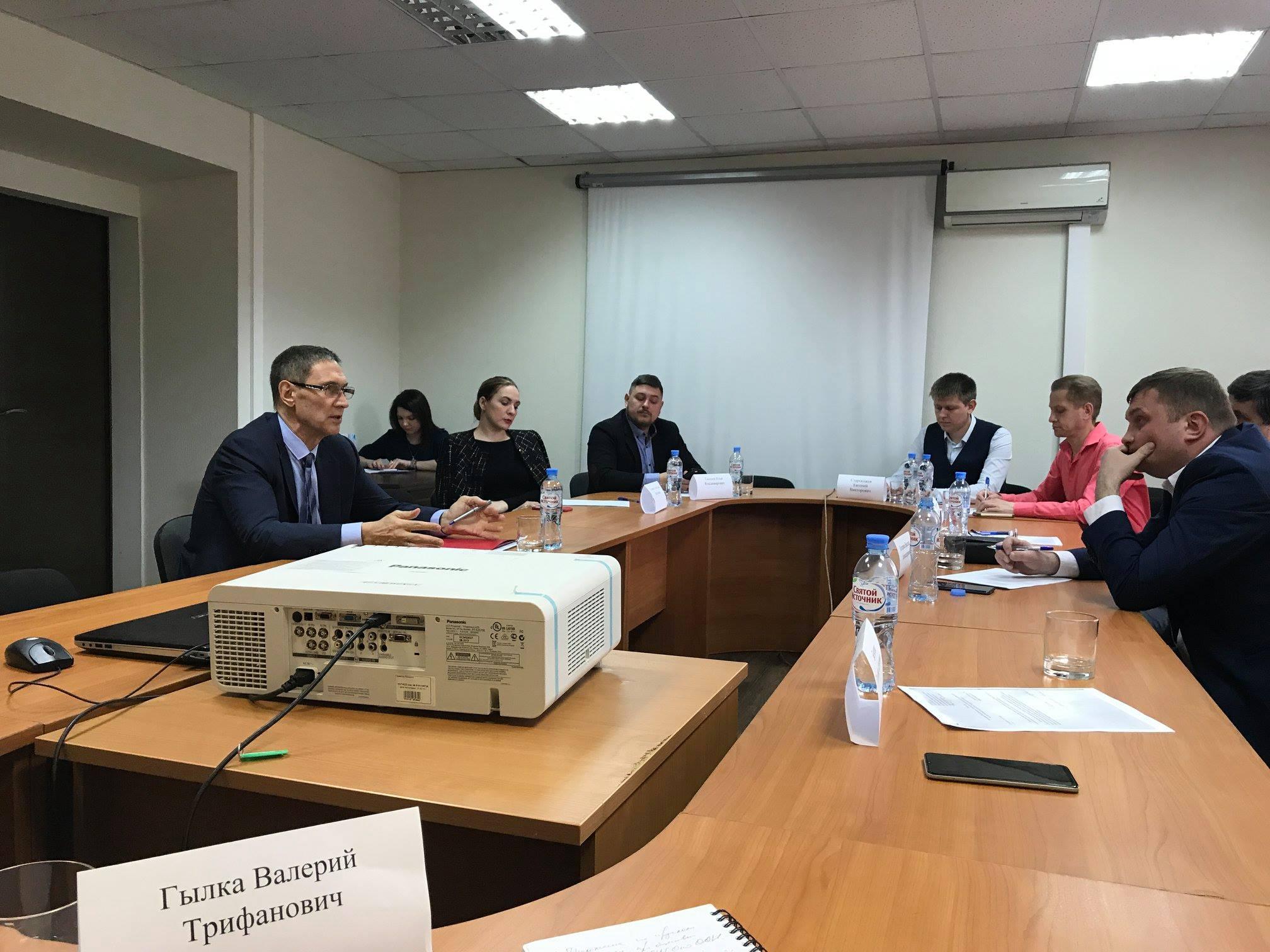 Валерий Гылка, стал членом общественного совета при МУГИСО
