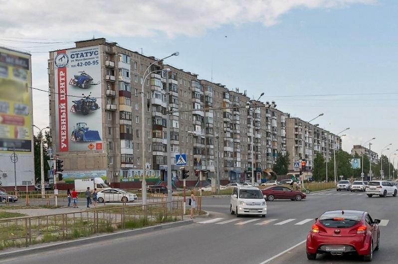 Ханты-Мансийская, 35